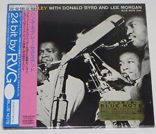 HANK MOBLEY / Hank Mobley Sextet JAPAN Mini LP BLUE NOTE CD w/OBI TOCJ-9154