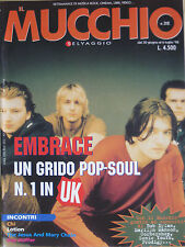 MUCCHIO 312 1998 Embrace Chi Lotion Jesus And Mary Chain Gas Huffer Delta V