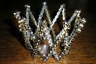 Coronet Crown Silver Gold Fancy Dress Costume Stage Nativity King Queen Princess