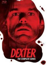 DEXTER: THE COMPLETE SERIES...-DEXTER: THE COMPLETE SERIES (24PC) /  Blu-Ray NEW