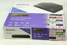 SONY BDP-S6500 3D Smart Blu-ray DVD Player WiFi 4K UHD Upscaling (BDPS6500)