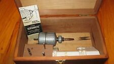 ANTIQUE  VERSAMATIC DRILL SPEED REDUCER, SUPREME & CUSTOM BOX