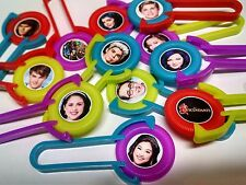12 DESCENDANTS Disk SHooters~ themed birthday party favor treat