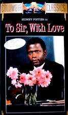 To Sir, With Love (VHS, 1998) Sydney Poitier, Judy Geeson