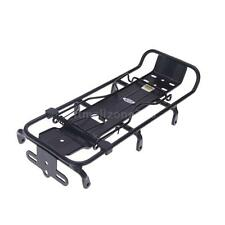 Cycling Bicycle Bike Carrier Rear Luggage Rack Shelf Bracket Aluminum Alloy TZ