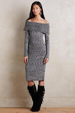 Anthropologie Sojourn Sweater Dress NWT M by Moth