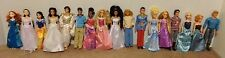 Disney Princess Prince HUGE Lot of 17 Dolls