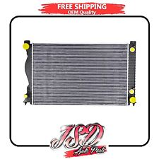 New Radiator Fits Automatic Transmission Audi A6 A6 Quattro Direct Fit 2528A