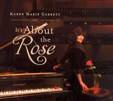 Karen Marie Garrett Its About the Rose CD