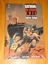 BATMAN ULTIMATE EVIL BOOK 2 ADAPTATION OF NOVEL BY ANDREW VACHSS DC COMICS GN