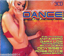 Dance 2 (2000) BOX 3CD NUOVO Anita Ward Ring My Bell. Amii Stewart Knock on Wood