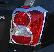 New PUTCO Chrome Taillight Covers / FITS 2007-2010 DODGE CALIBER