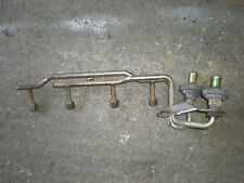 FORD ESCORT RS 2000 EGR PIPE AND TWIN VALVE SET UP GOOD WORKING ORDER