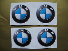 BMW Wheel centre caps 50mm diametro 3D Look x4