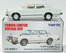 TOMYTEC TOMY TOMICA LIMITED VINTAGE NEO LV-N83a TOYOTA CROWN 4DOOR HT 1 : 64
