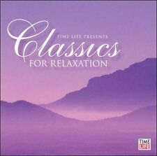 Classics for Relaxation (CD, Jun-2005, 2 Discs, Time/Life Music)