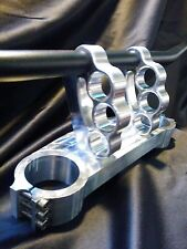 Billet Streetfighter Motorcycle Handlebar Risers - the ultimate accessory!