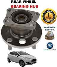 FOR FORD FIESTA 1.25 1.4 1.6 TDCi MK6 2008- ON REAR WHEEL BEARING HUB ASSEMBLY