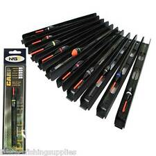 10 x Pole Float Assorted Pole Rigs Carp Fishing Tackle Barbless hook Ready Tied