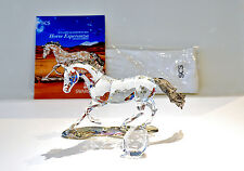 Swarovski 2014 SCS Annual Edition Horse Esperanza 5004728 Brand New In Box
