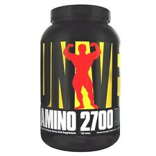 Universal AMINO 2700 Sustained Release Aminos - 700 tabs STRENGTH, RECOVERY
