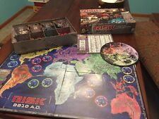 RISK 2210 AD Board Game of Global Domination & Beyond 2007  COMPLETE!!!!