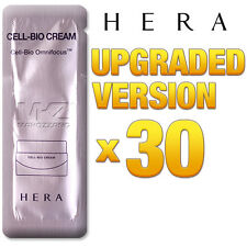 HERA Cell-Bio Cream 30pcs Anti-Wrinkle Whitening Amore Pacific Korean Cosmetics