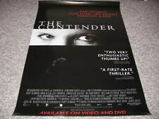 THE CONTENDER POSTER GARY OLDMAN JEFF BRIDGES SLATER ALLEN RABINEK PETERSON SAM