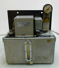 Lube Corp Automatic Lubricator, AMI-100S, 100V, w/ Pressure Gage, Used, WARRANTY
