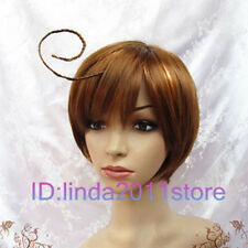 cosplay Axis Powers Hetalia APH South Italy Lovino Vargas wig wigs R193