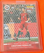 2016 Panini Instant CRISTIANO RONALDO Euro Cup RED #71 Portugal (Only 149 Made)