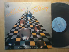 MODERN TALKING BULGARIA BALKANTON LP: LET'S TALK ABOUT LOVE (BTA 11769/HELLBLAU)