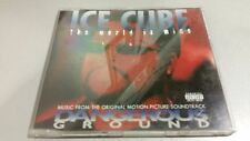 ICE CUBE - The World Is Mine  (Maxi-CD)