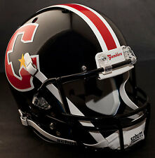 HOUSTON GAMBLERS 1984-1985 Authentic GAMEDAY Football Helmet USFL