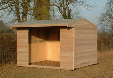 horse field shelter 12 x 12