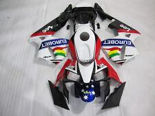 UV Painted Bodywork Fairing Injection For Honda CBR 600RR F5 2003 2004 (HE)