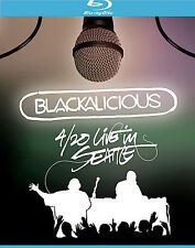 Blackalicious: 4/20 Live in Seattle Blu-ray Region A