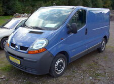 RENAULT TRAFFIC X83 01-14 Workshop Service Manual VIVARO PRIMSTAR