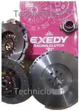 MITSUBISHI LANCER EVO 4 5 6 7 8 9 NEW FLYWHEEL & EXEDY RACING CLUTCH