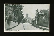 Gloucestershire Glos CIRENCESTER from Tetbury Rd 1906 PPC