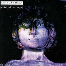 CACTUS CHILD Diaphones 1997 CD New + Bonus 6 track Disc