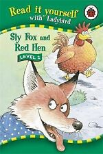 Read It Yourself: Sly Fox and Red Hen - Level 2, Ladybird