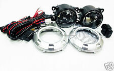 MITSUBISHI PAJERO Fog Lights Lamps =E-MARK= 2007 2008 2009 2010 2011 2012 2013