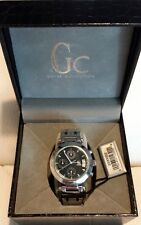 GC GUESS COLLECTION 22000G2 CHRONOGRAPH HERRENUHR 100M WASSERDICHT