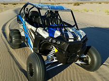Polaris rzr xp turbo/ 1000 roll cage DBS OFFROAD tig welded DOM. TUBING