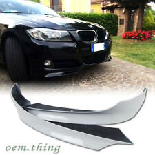 Painted BMW E90 3 SERIES LCI OE Type Front Splitter Bumper 11 335i 328i 335d