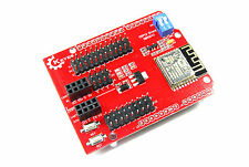 Keyes esp8266 WEB SERVER SCUDO md-332 esp13 WIFI 802 uno flusso Arduino Workshop