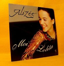 Cardsleeve Single CD Alizée Moi… Lolita 2TR 2000 Synth-pop
