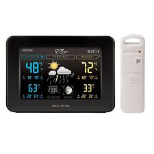 AcuRite 02027A1Color Weather Station with Forecast/Temperature/Humidity{02027A1}