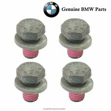 BMW E36 Z3 318i 325i 328i M3 Set of 4 Bolts Front Strut to Steering Knuckle NEW